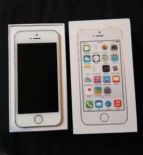 Iphone 5s Gold Fullset