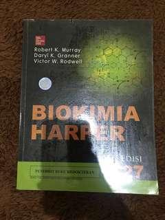 buku biokimia harper edisi 27