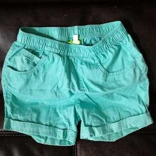 Girl Shorts 150 (good for 8-10 years)