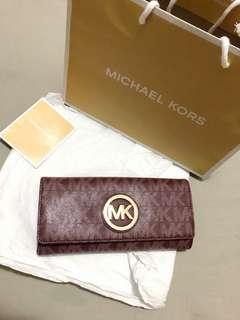 🚚 Michael Kors MK 皮夾