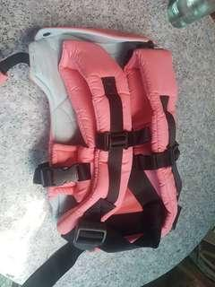 Picolo Pink Baby Carrier