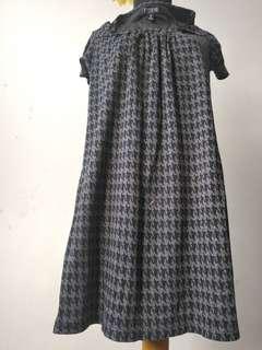 🌼 Mini Dress Flanel Hangat2 Adem 🌼 repriced