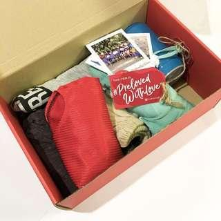 Nicole's Loungewear #PrelovedwithLove Box