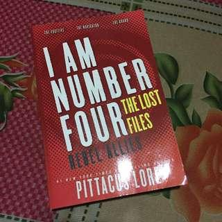 I Am Number Four - The Lost Files (Pittacus Lore)
