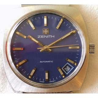 ZENITH Automatic Mechanical Watch (真力時自動機械計時錶)