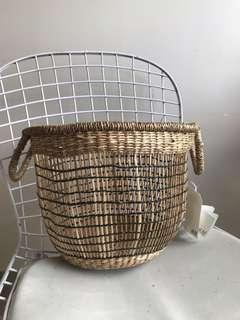 H&M Wicker Basket