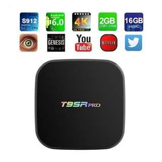 🚚 T95R Pro Android TV