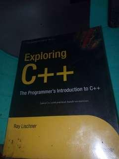 Exploring C++ The programmer's introduction to C++
