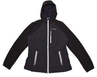 Columbia Green Lake Hood full zip jaket Softshell jacket