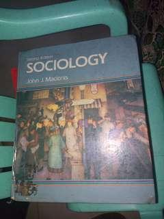 Sociology second edition by John J Macionis