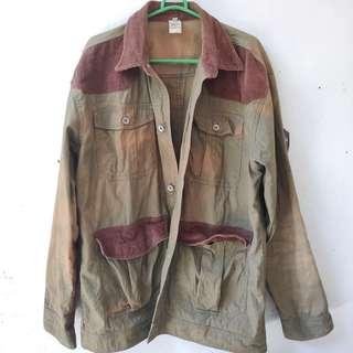 Sage Coverall Jacket