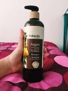 Naturals Argan Shampoo