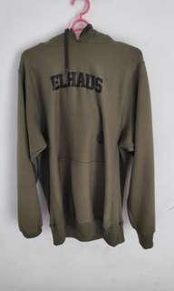 Elhaus Olive Hoodie