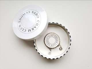 Thomas Sabo Bracelet and Charm
