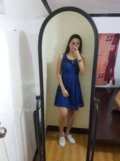 Blue Sitro Sexy dress💖
