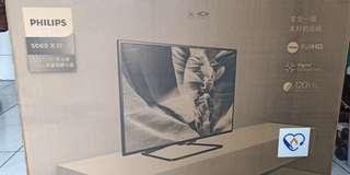 飛利浦50吋電視