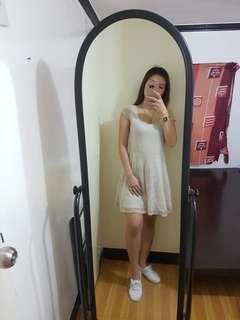 Ashy Simple Dress 💖