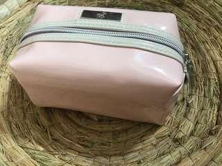 Lancôme 化妝袋 粉色