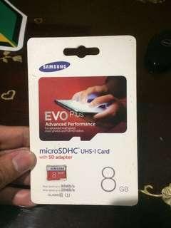 Samsung Memory Card 8GB