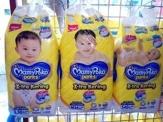Mamy Poko Pants Semua Ukuran - Beli Satuan Harga Borongan!!