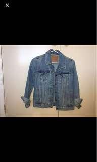 NEW Levi's denim jacket