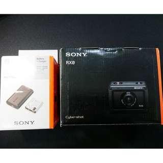🚚 [售] SONY DSC-RX0 數位相機 (防水、防震) (公司貨)
