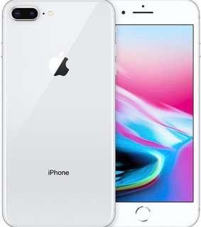 iPhone8 Plus 64GB Silver
