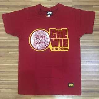 Globe x Stars Wars Solo - Chewie Shirt (Maroon)