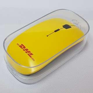 DHL 2.4Ghz Wireless Mouse (Apple Design for Windows PC/ Mac OS)