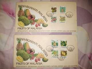 Malaysia 1986 First Day Cover