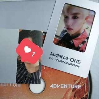 [WTT] Wanna One Power Of Destiny Adventure ver