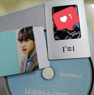 [WTS] Wanna One Power Of Destiny Romance ver