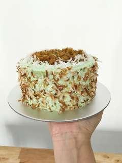 Ondeh Ondeh Cake/Cupcake