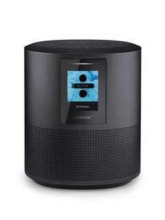 Home Speaker 500 Alexa Portable Wireless Bluetooth Speaker Black 藍芽喇叭