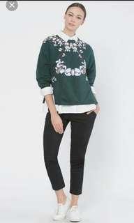 Orissa sweater by Mimpikita
