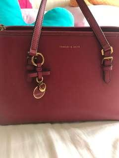 Handbag Charles & Keith (original from boutique)