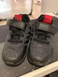 Marvel Black sneakers