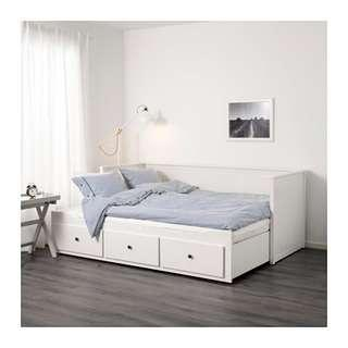 IKEA Hemnes Daybed Frame w. 3 drawers