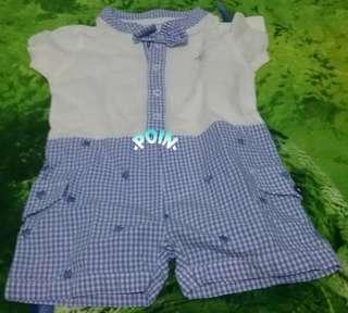 Baju bayi Mini Max 3-6 bulan