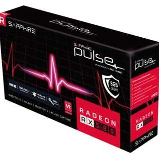 Sapphire Pulse RX 580 8GB