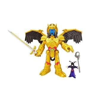 (Pre-Order) Fisher-Price Imaginext Power Rangers Goldar and Rita