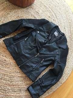 Oasis Biker Jacket