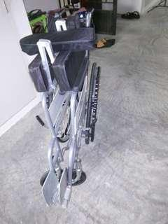 1 month old wheelchair