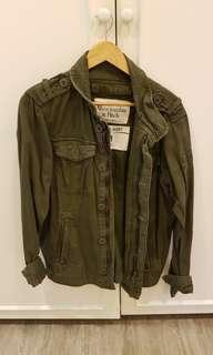 Abercrombie Sentinel Jacket military style