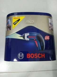 Bosch electric screwdriver