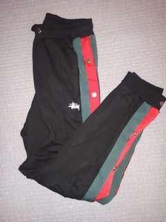 STUSSY SPLIT PANTS