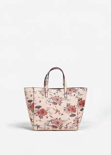 Mango floral bag