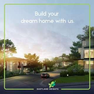 Eastland Heights exclusive subdivision lot in Antipolo City