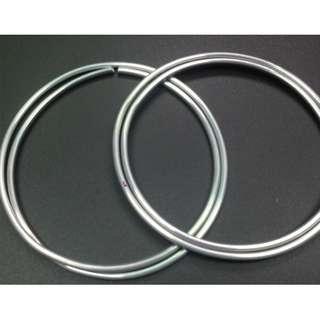 銅鋁藥芯焊絲  鋁鋁 鋁銅 不鏽鋼 接合 工藝品 手作 一米60塊