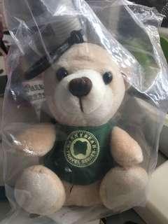 熊仔鎖匙扣